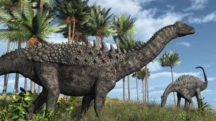 新研究显示在小行星撞击地球之前恐龙群体并没有衰退-第1张图片-IT新视野