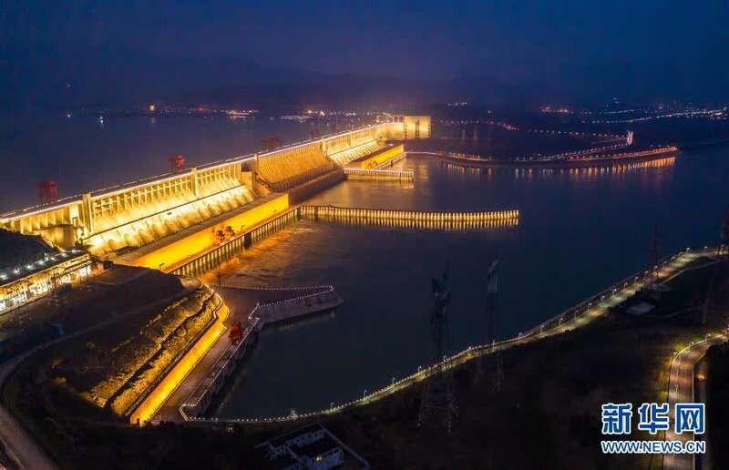 三峡电站2020年发电量达1118亿千瓦时