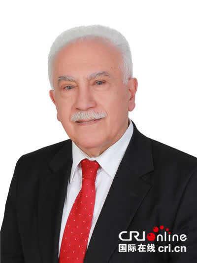 【外眼看两会】土耳其爱国党主席:中国的发展有利于世界形成更加友好、公正、共享的新格局_fororder_1