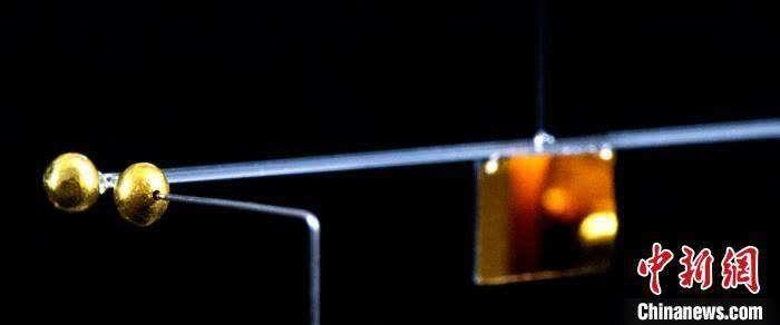 国际最新研究:科学家完成迄今最小引力场测量