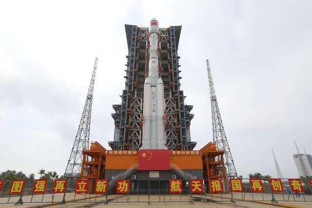 中国新一代中型运载火箭家族添成员!填补高轨空白