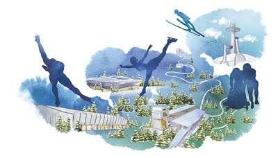 科技冬奥: 数字时代下的奥运筹办