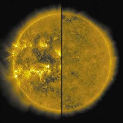 太阳活动 对地球影响没想象的那么大
