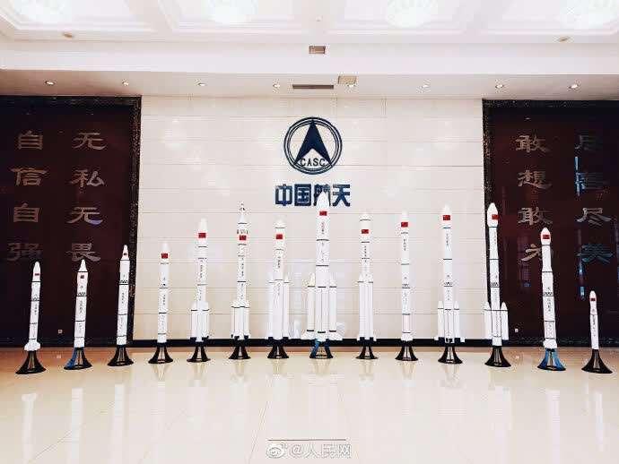 打卡中国火箭基地 带你看火箭是怎么组装的