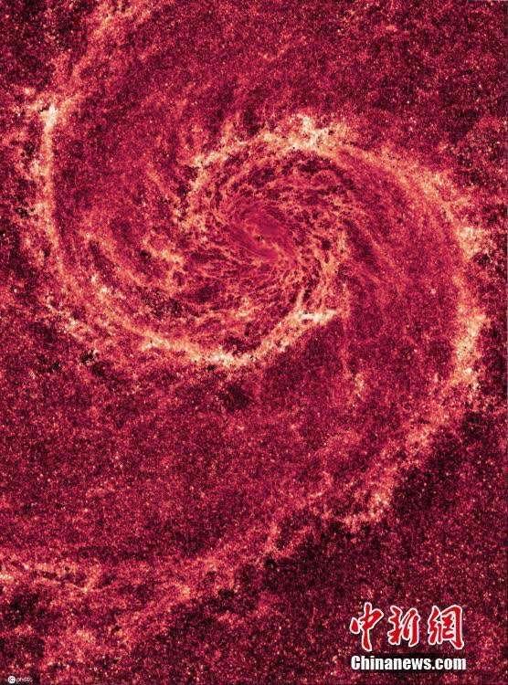 世界航天日丨浩瀚星辰 盘点宇宙迷人星系星云