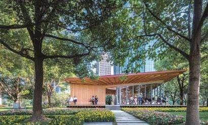 什么是公共文化空间?如何让城市公共文化空间有高级而惬意的美感