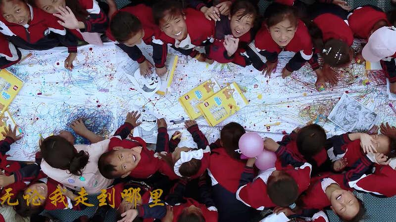 """全国大中小学校学生欢度国庆_师生纷纷""""大显身手"""""""