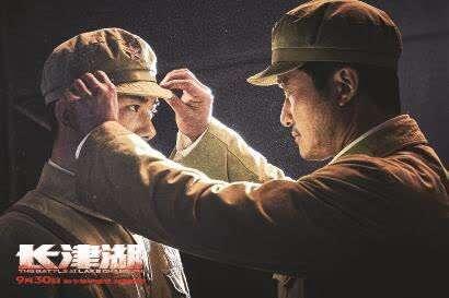 《长津湖》票房直追《战狼2》 国产战争电影的新境界